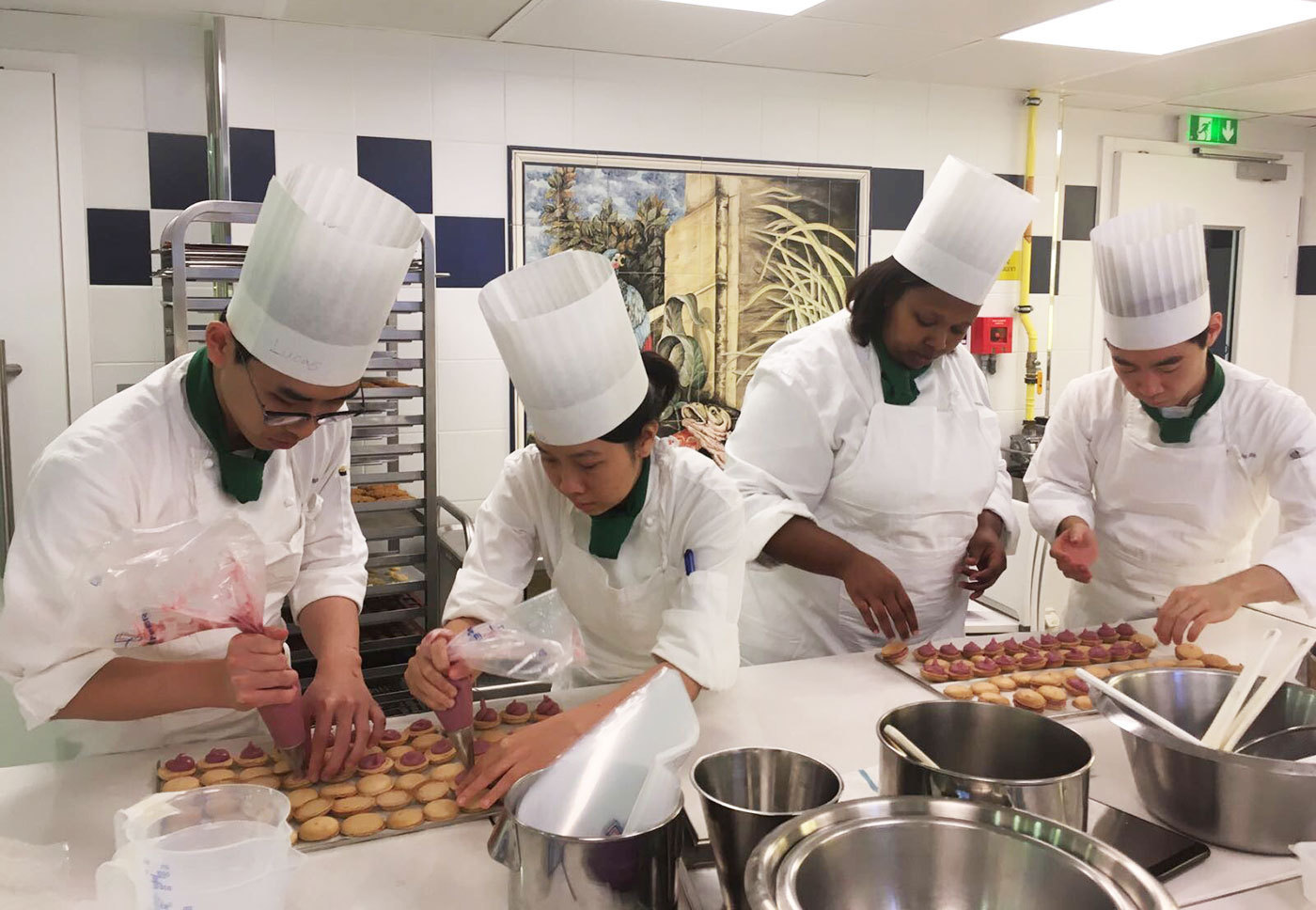 L'École Escoffier Ritz Paris is the epitome of excellence in culinary education