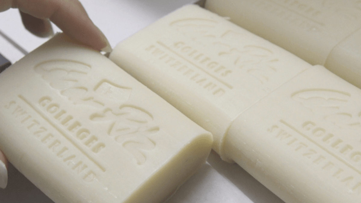 Beautiful and sustainable soap