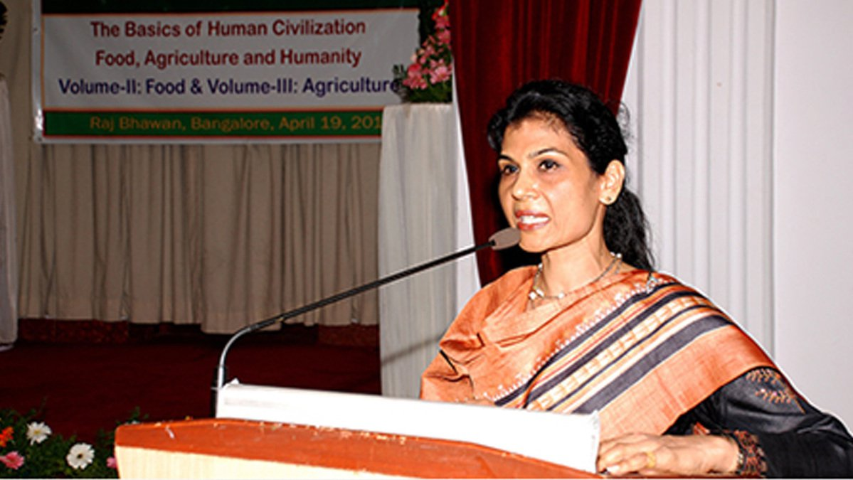 Shyamla Nath is the Chief Executive Officer of Women's India Trust