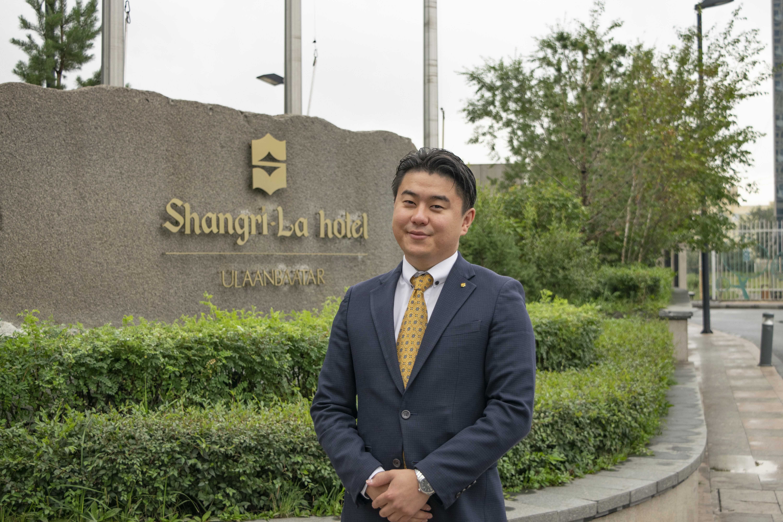 Munkhjargal Mungunshagai - Cesar Ritz Colleges Switzerland Alumnus at Shangri-La Ulaanbaatar