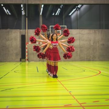 Hotel Institute Montreux Koharu Cheerleading