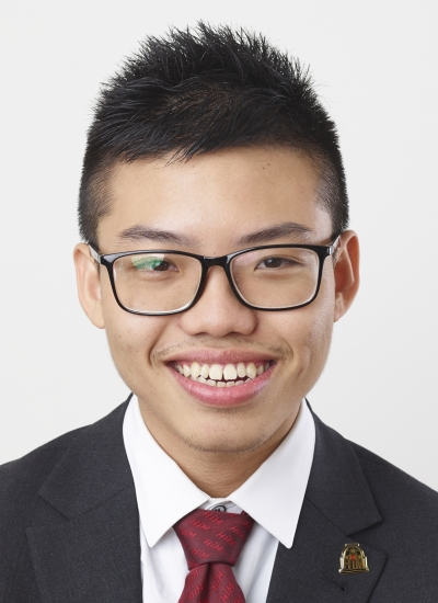 Michael Wu studied at HIM and share his language tips